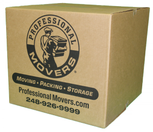 Professional Movers Medium Box