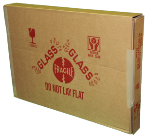 Professional Movers Mirror Pack Box