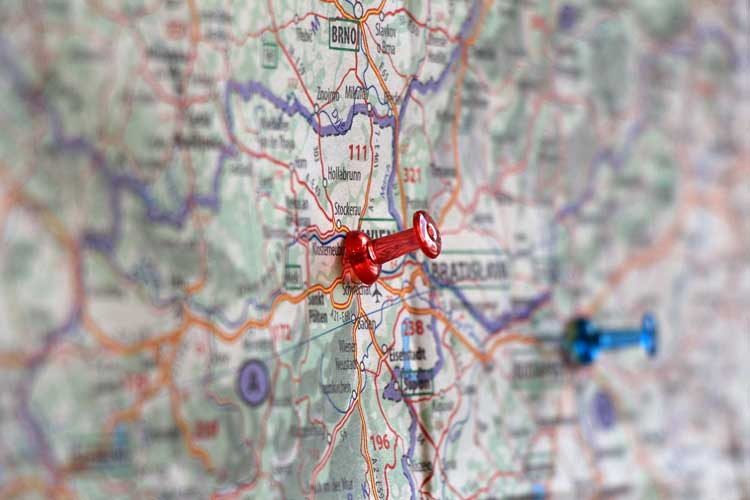 Deduct Moving Expenses This Tax Season Map