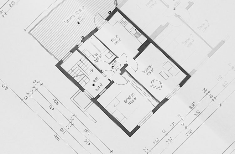 Moving Calculator Reduce Moving Costs - Floor Plan