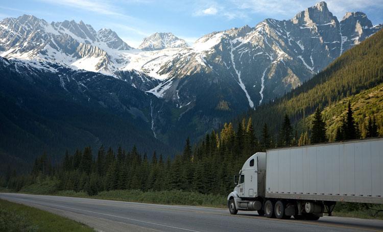 Transportation Semi Truck